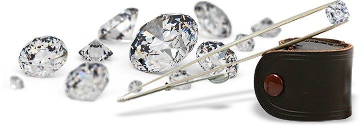 Diamond education at Kensington Jewelers