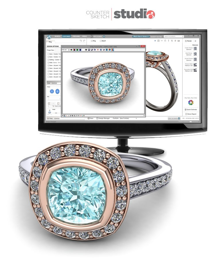 Custom Design Jewelry with Kensington Jewelers