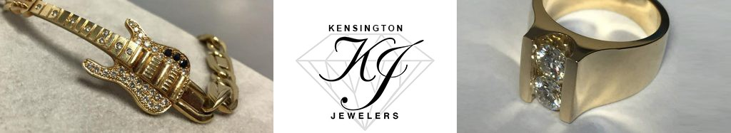 Fine jewelry and diamonds at Kensington Jewelers - a jewelry store in Maryland