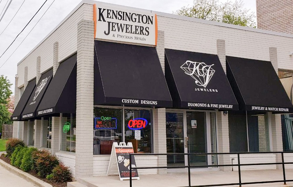 Diamond ring - Kensington Jewelers - jewelry store Maryland